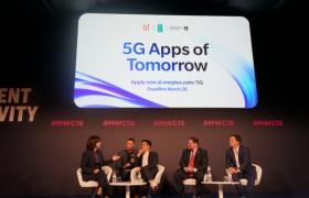 刘作虎MWC现场谈5G发展阶段 将整合资源推动5G应用开发