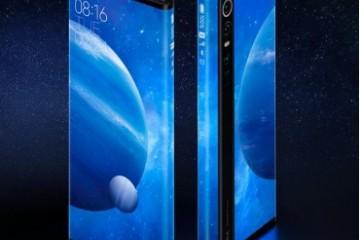 小米MIX 2020手机专利图曝光!被指或效仿魅族PRO7?!