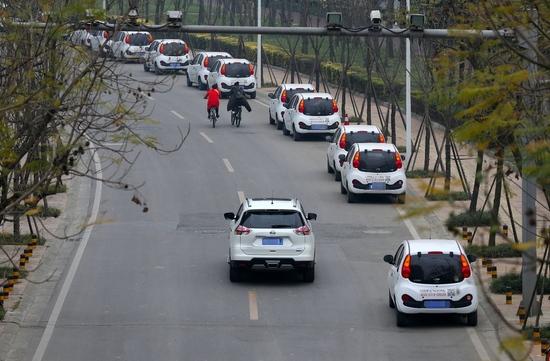 租车上路人在囧途