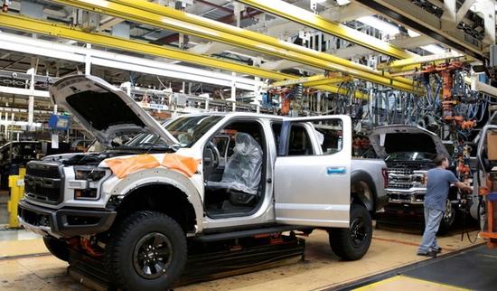 停产减产困境难解美国汽车行业敦促国会为芯片短缺提供资金