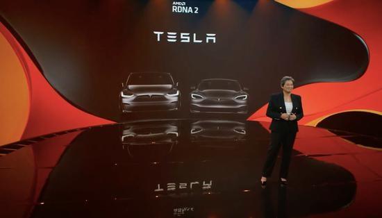特斯拉旗舰车型将使用AMD芯片AMD入局汽车领域